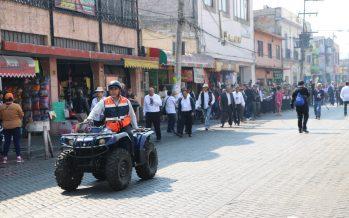 Implementan Operativo Posadas en la Delegación Xochimilco