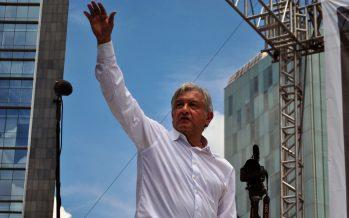 López Obrador: Hay que buscar que se termine la guerra