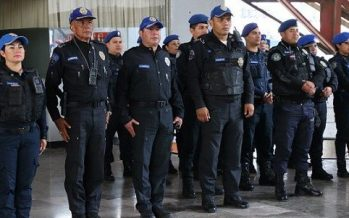 Listo, operativo de seguridad decembrino para la Ciudad de México