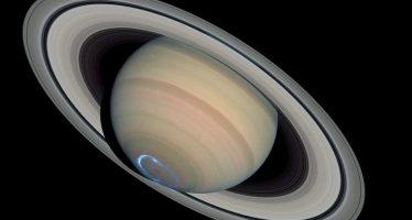 El 'regalo de despedida' que Cassini le dejó a los científicos sobre Saturno
