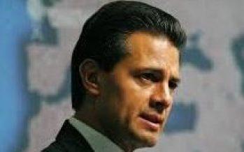 Peña Nieto lamenta fallecimiento de Hilda Hernández