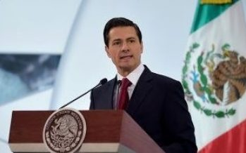 Peña Nieto visitará zona de reconstrucción en Chiapas