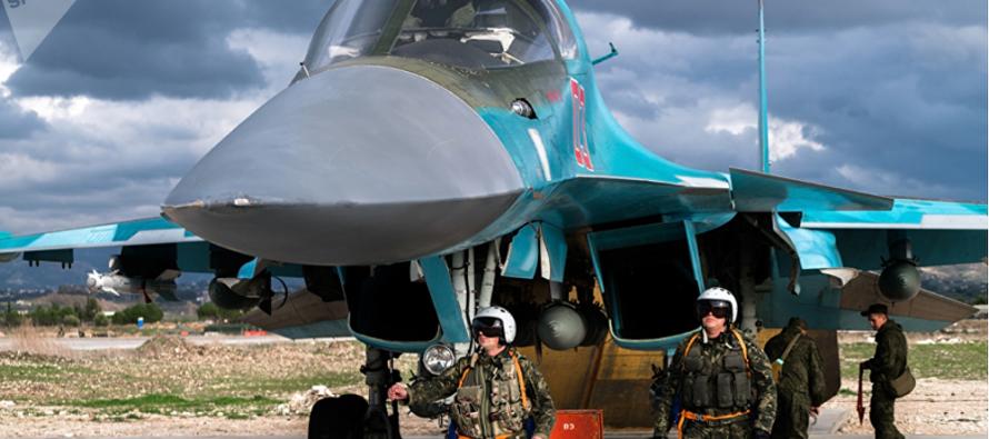 Revelan cuál será la 'herencia militar' de Rusia en Siria