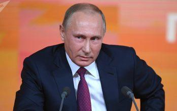 """Putin: explosión en San Petersburgo fue un """"acto terrorista"""""""