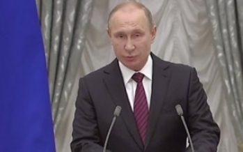 Putin analiza conceder amnistía con motivo de elección presidencial
