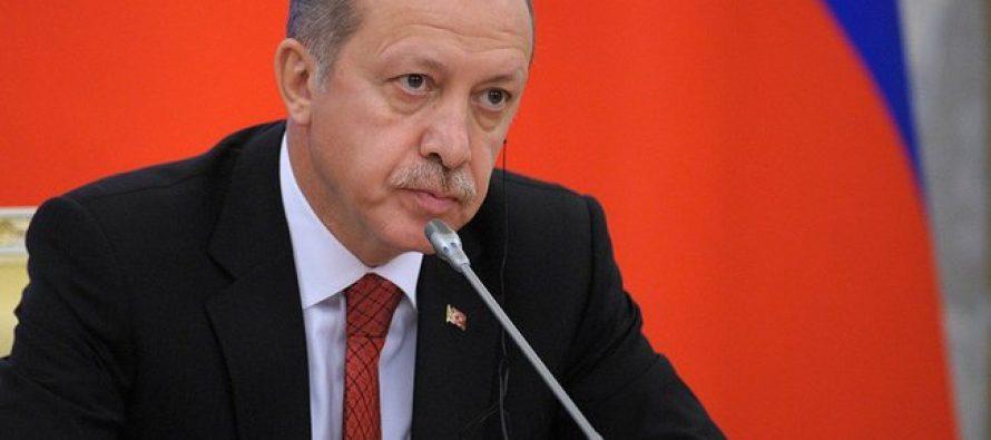 """Erdogan promete """"estrangular"""" el nuevo """"ejército terrorista"""" en Siria"""