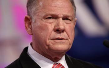 Aliado de Trump apoya a Roy Moore en Alabama