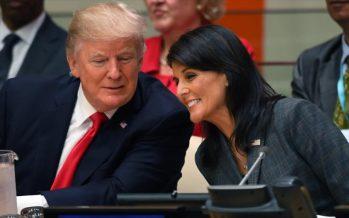 EEUU abandona Pacto Migratorio de Naciones Unidas