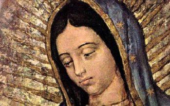 La Virgen del Tepeyac o Virgen de Guadalupe