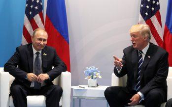 Trump quiere discutir con Putin sobre carrera armamentista