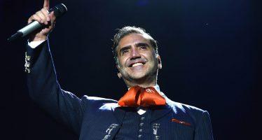 Alejandro Fernández ofrecerá concierto en Morelos por su 25 aniversario