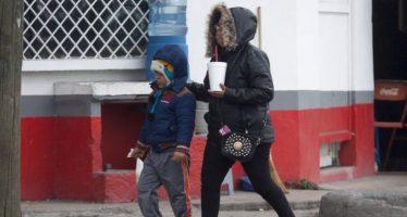 Prevén en Valle de México ambiente muy frío