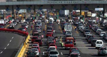 Autopista México-Querétaro, la de mayor aforo vehicular