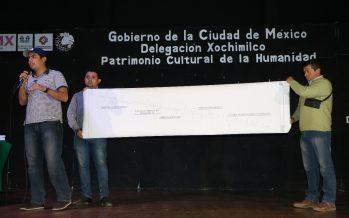 Autoridades de Xochimilco trabajan en acuerdos con vecinos