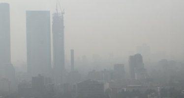 Autoridades esperan primera contingencia ambiental en febrero