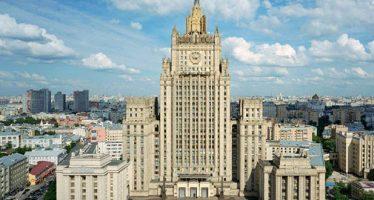 Rechaza Rusia las acusaciones de EEUU sobre armas quimicas