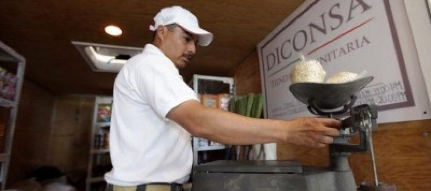 Casi 90% de tiendas Diconsa ofrecen servicios a la comunidad