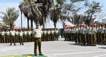 Chile desplegará 18 mil policías por visita del Papa