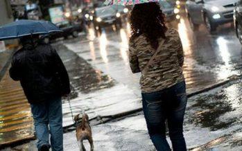 Lluvias en gran parte del país por dos frentes fríos