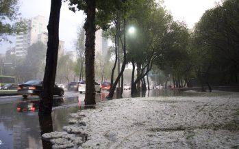 Tormentas afectarán el país; prevén granizadas en algunos estados