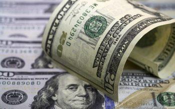 Dólar desciende 28 centavos y cierra hasta en 18.84 pesos
