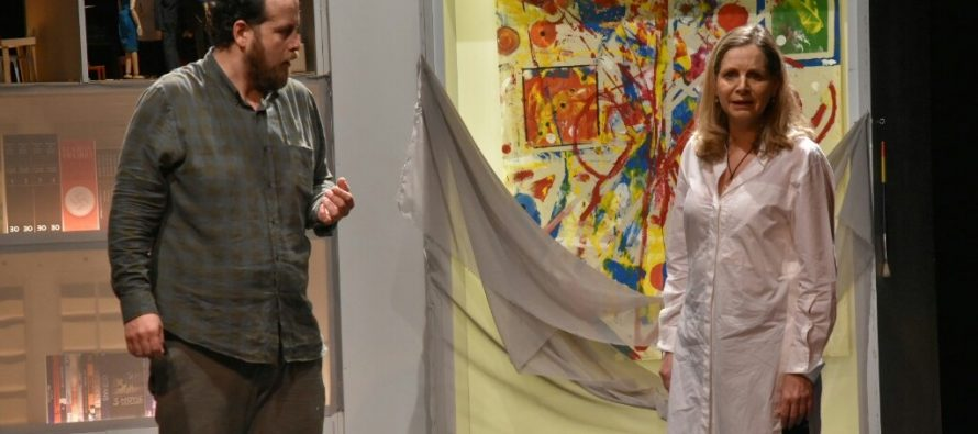 La compañía Por Piedad Teatro regresó con la puesta en escena Solsticio de Invierno