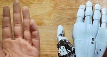 Desarrollan nueva tecnología integral para prótesis de mano