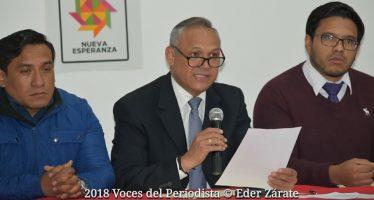 Dirigentes y líderes del PRD en Azcapotzalco renuncian