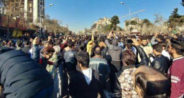 Irán arresta a principales organizadores de disturbios