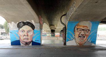 La relación de Trump con Kim Jong-un