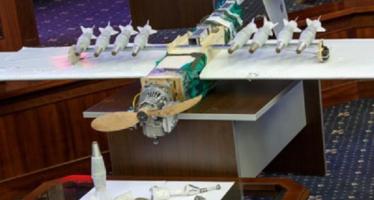 Drones de yihadistas en Siria, de procedencia extranjera