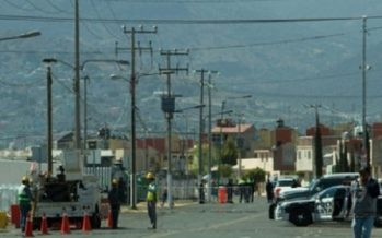 Ecatepec con mala calidad del aire