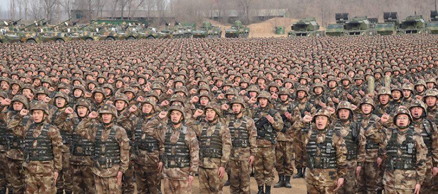 Presidente chino pide a su Ejército que no tema a la muerte