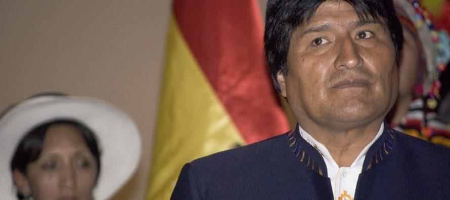 La respuesta de Evo Morales a Trump