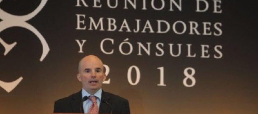 """González Anaya destaca crecimiento y niega """"gasolinazo"""""""