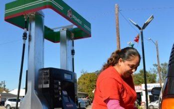 Hacienda niega incrementos desordenados en precio de gasolina