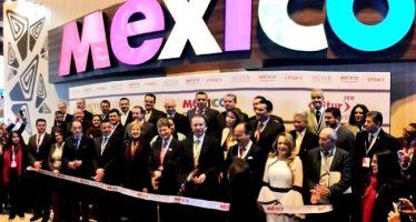 Inaugura De la Madrid Pabellón de México en Fitur 2018