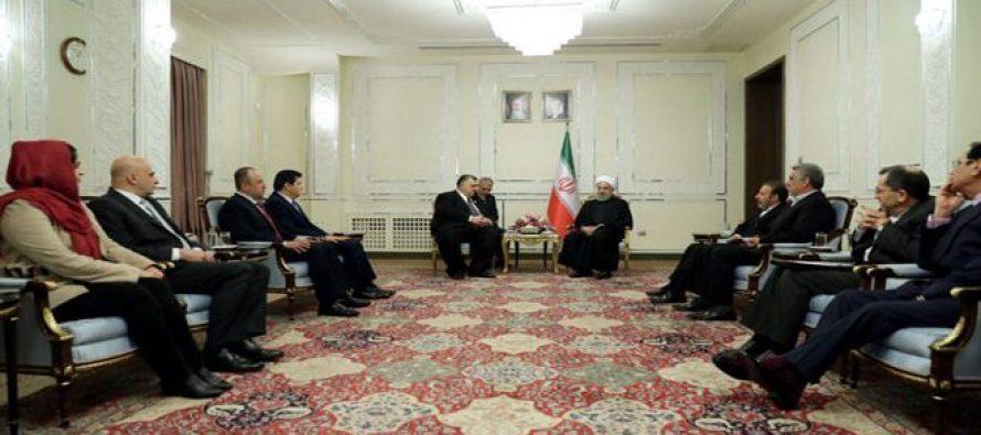 Irán respaldará a Siria hasta lograr victoria sobre el terrorismo