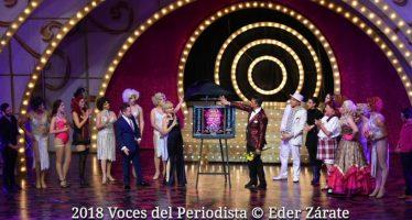 La Jaula de las Locas cumple 600 representaciones de la obra en el Teatro Hidalgo