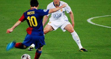 Lionel Messi y Jordi Alba guían goleada del Barcelona