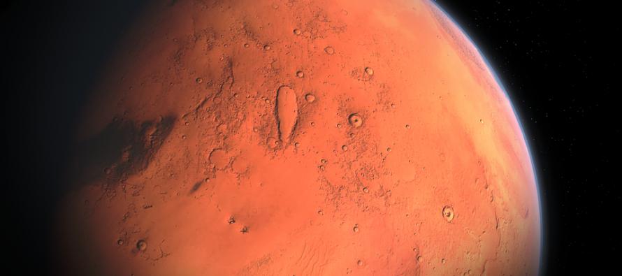Marte estará más cerca de la tierra el 31 de julio