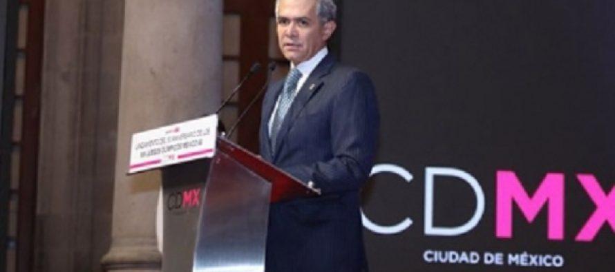 Ciudad de México se sumará a estrategia mundial pro cuidado del agua