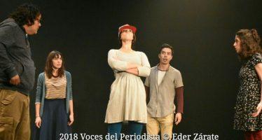 """Nada"", montaje teatral basado en la novela homónima de Janne Teller llega al CCB"