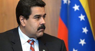 Nicolás Maduro cierra su campaña electoral