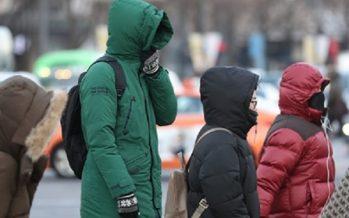 Nuevo descenso de temperaturas en el país