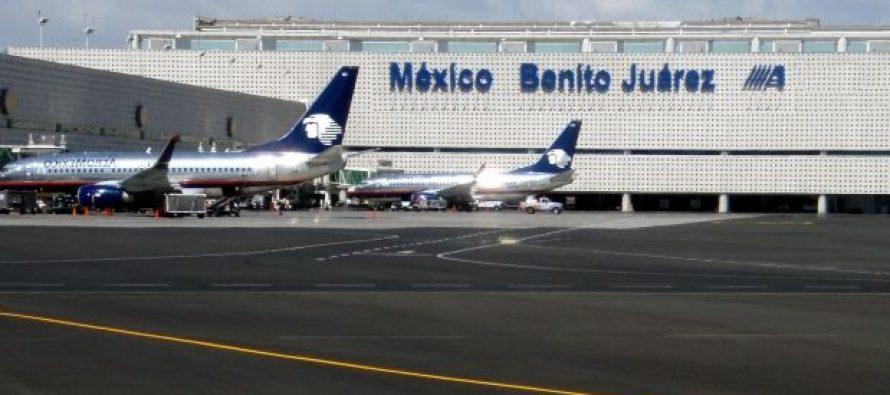 Operaciones de aeropuerto capitalino regresan a la normalidad