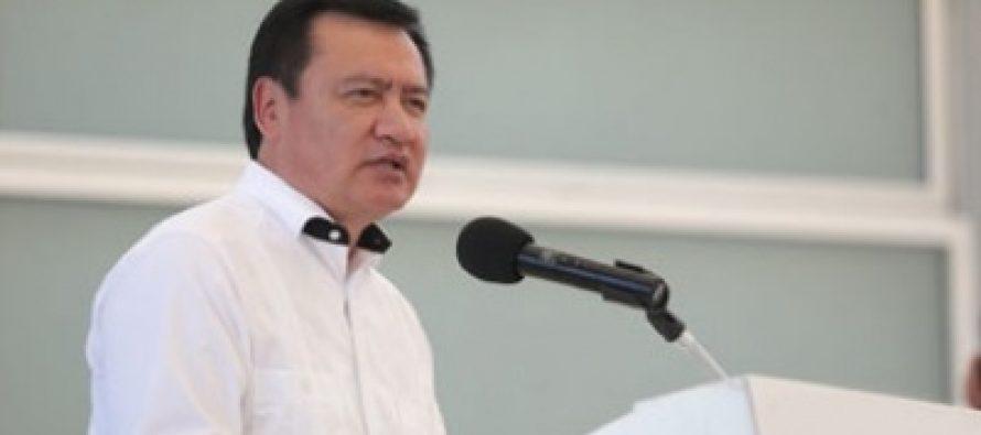 Osorio Chong confirma que buscará candidatura como senador