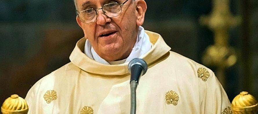 Bergoglio y el inicio de la escena final