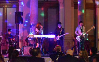 Banda de Rock Parque 6 ofrece concierto en el Club de Periodistas