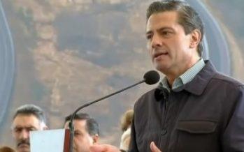 Peña Nieto convoca a trabajar en paz por el bien de México